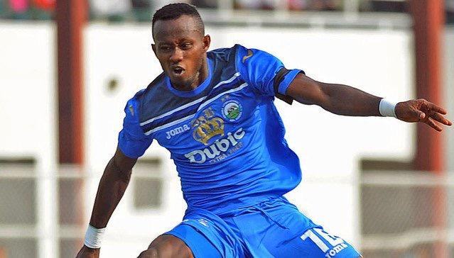 I'm ready for Eagles challenge – Enyimba's Mfon Udoh