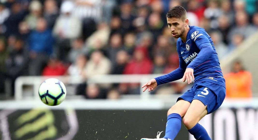 Chelsea's pass master Jorginho hopeful' of Serie A return
