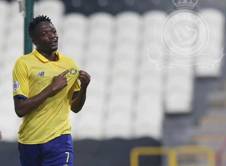 Musa hopes to stay top of Saudi Super League with Al Nassr