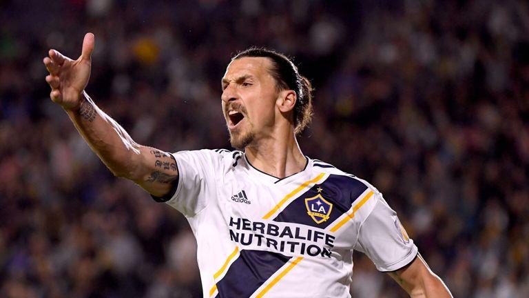 Zlatan Ibrahimovic set to join Egyptian Club