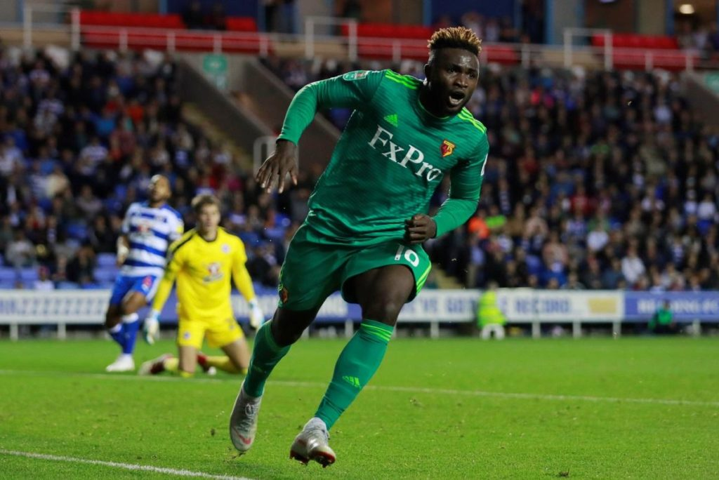 Isaac Success calls for calm after Watford's flying start to the season