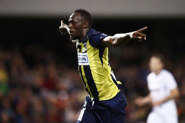 BREAKING! Usain Bolt scores first Goal of Professional Football Career [Watch]