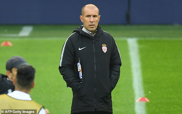 Monaco sack Manager Leonardo Jardim with Henry favourite to replace him