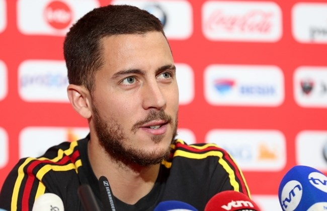 Chelsea star Eden Hazard rules out January Real Madrid move
