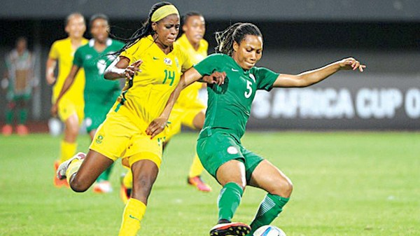 Super Falcons are in safe hands, Onome Ebi lauds Coach Dennerby