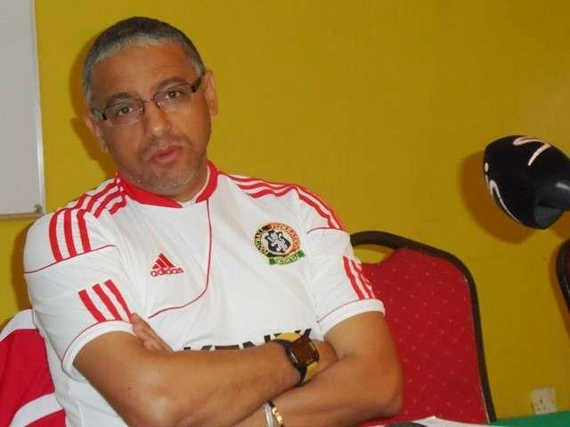 Omar Al-Miryami takes Libya reins after Amrouche's sudden exit