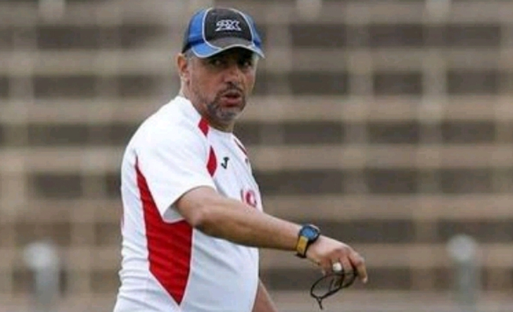 Libya Coach Quits