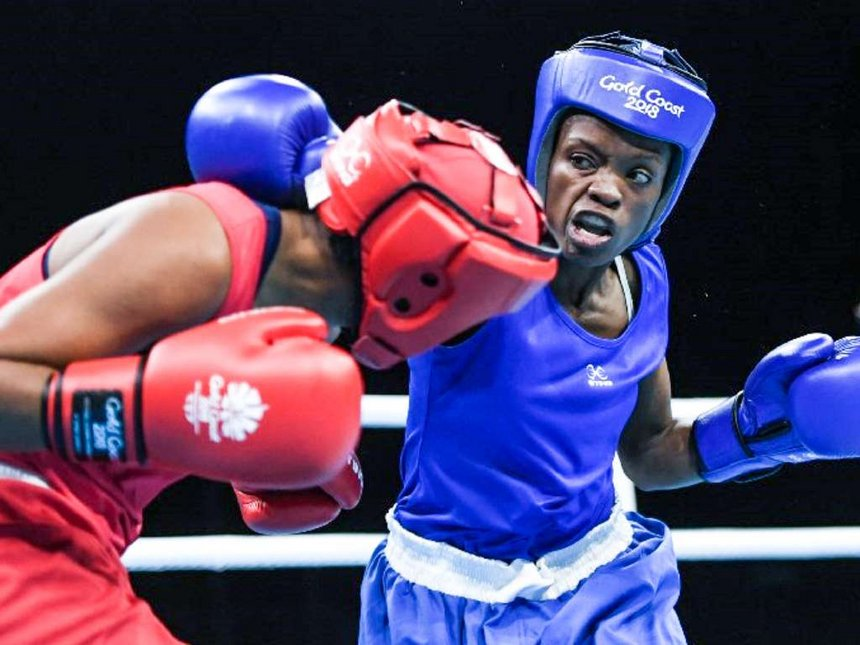 Boxing: Nigerian Boxer Chinedu Okeke to Fight Michael Hamilton For LBF