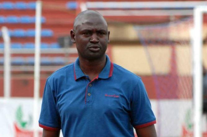 Kabiru Dogo set to take over at Sunshine stars