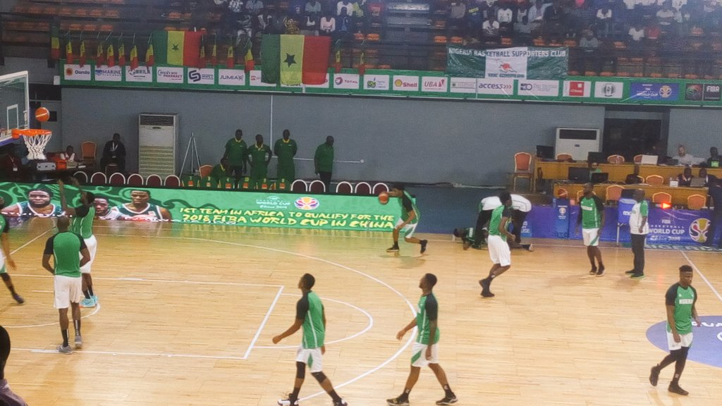 FIBA writes 'Love Letter' to NBBF over D'Tigers World Cup Qualification