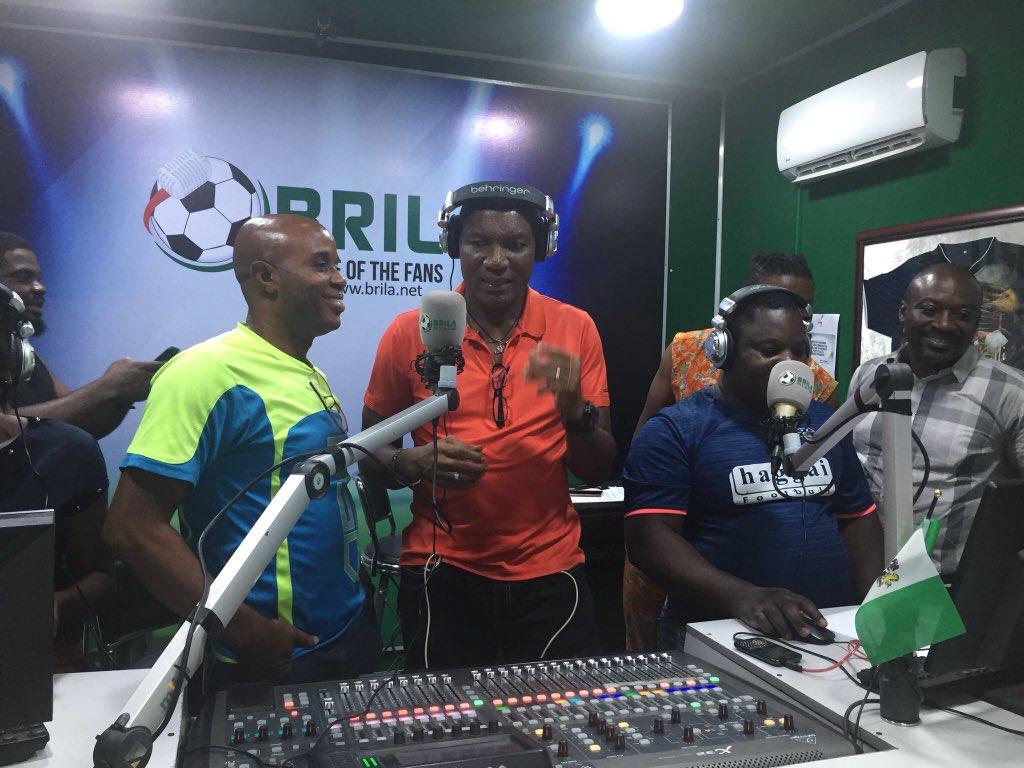 Peter Rufai Not Dead! Nigerians Attack Super Sports Commentator