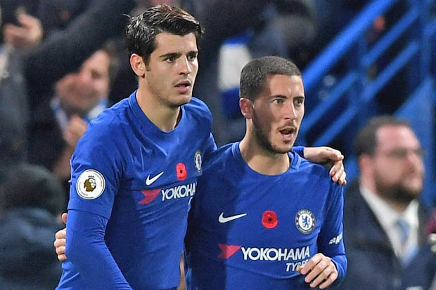 Hazard will not try and force move to Real Madrid, Morata reveals