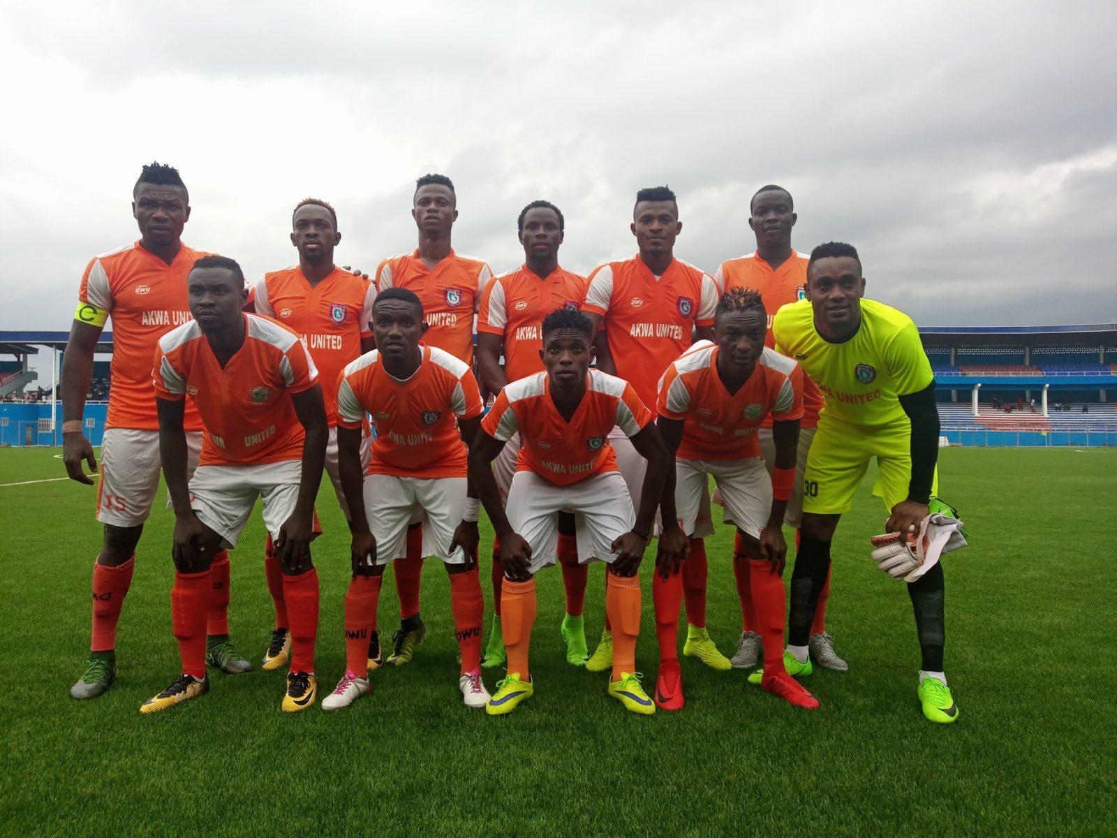 Akwa United Coach Maikaba eyes AITEO Cup quarterfinal win over Rangers