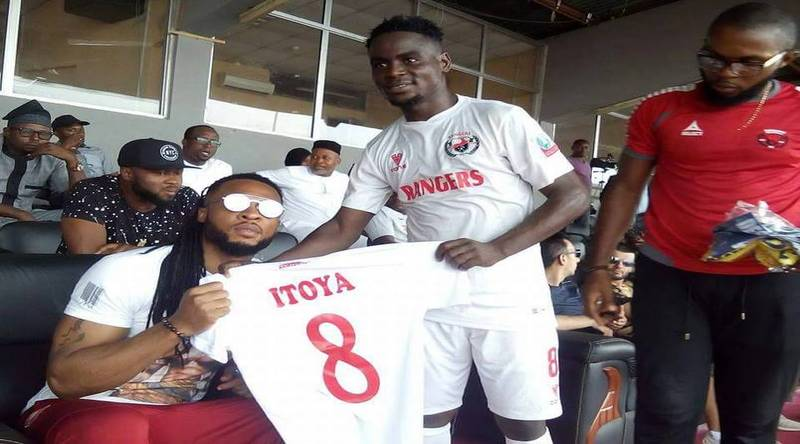 Rangers want to win Aiteo cup final for Governor Ugwuanyi, Says Itoya