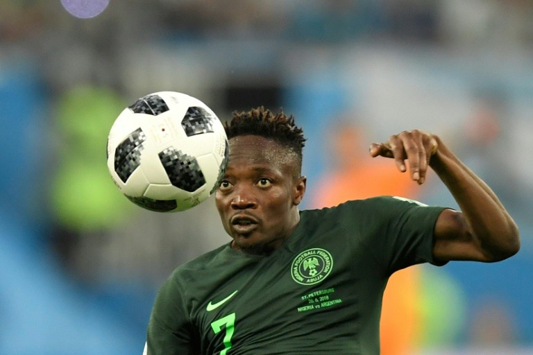 Ighalo, Musa give Super Eagles early 2-0 lead over Libya in Sfax