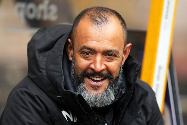 Wolves Boss Nuno Espírito Santo named Premier League Manager of the Month