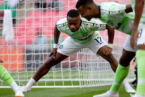 Onazi aims dig at Eagles boss Rohr after AFCON qualifier snub
