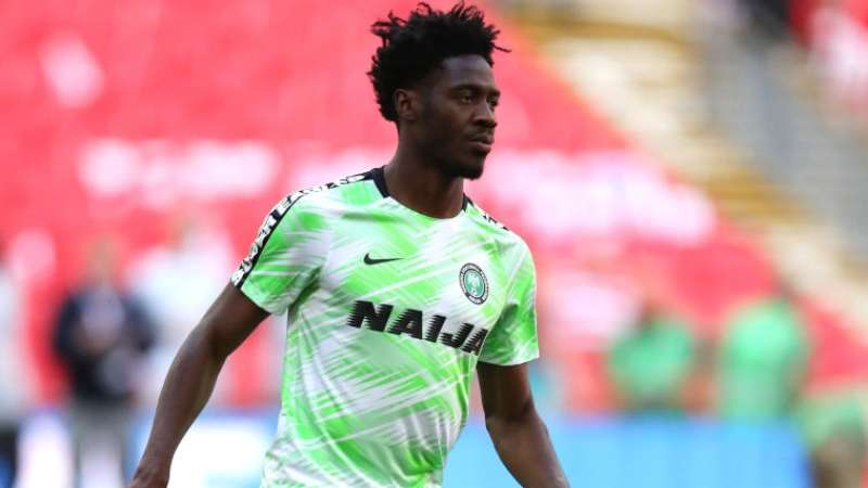 Aina Happy With Contributions To The Super Eagles