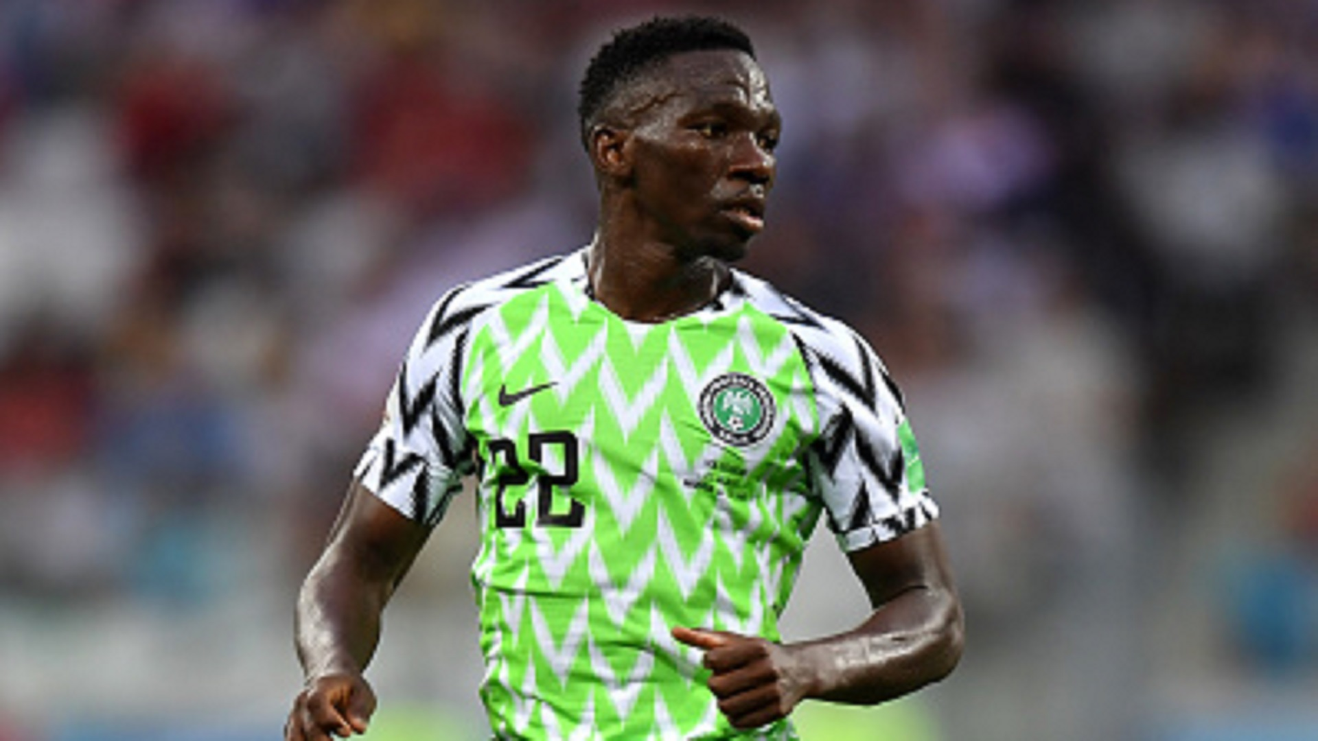 Gernot Rohr allows Kenneth Omeruo to leave Eagles camp to be with pregnant wife