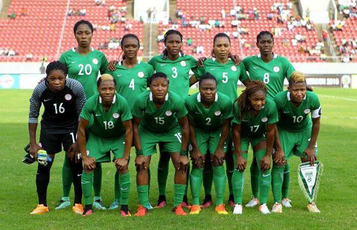 Foreign based Super Falcons to arrive Nigeria November 5
