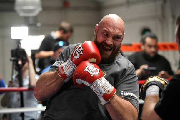 Fury wan fight for MMA