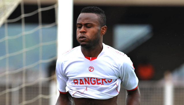 Rangers' Uzochukwu targets Aiteo Cup victory with the Flying Antelopes.