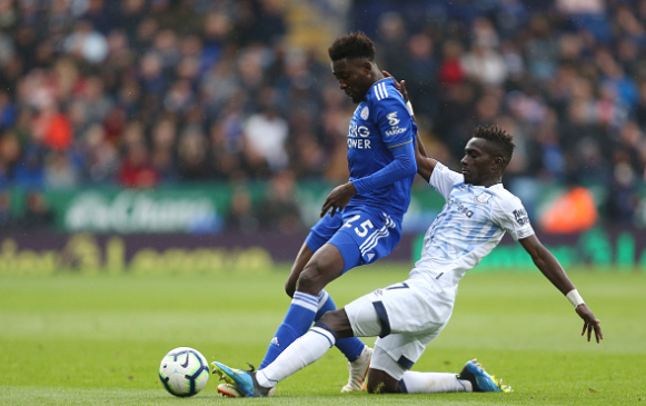 Everton Spoils the Weekend for Ndidi and Iheanacho