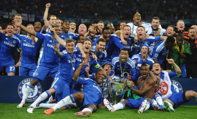 Chelsea Legend John Terry Retires… Thanks Mikel Obi and Co for Amazing Memories