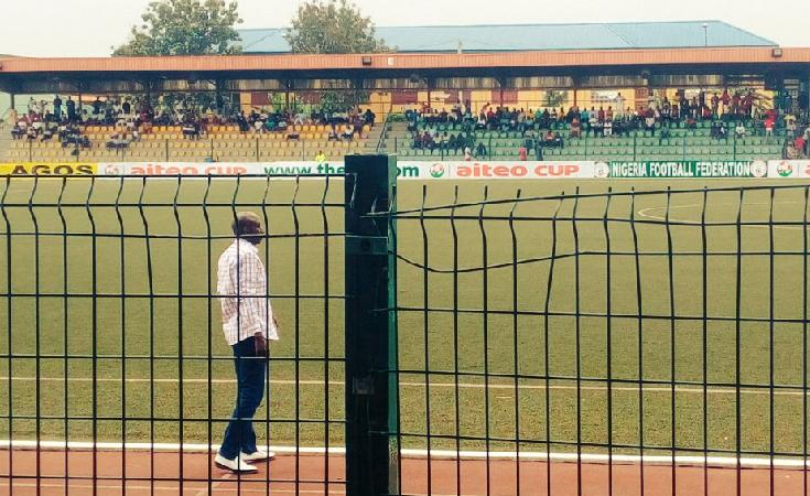 Aiteo Cup was Bitter-Sweet for Kwara United – Bala Abubakar