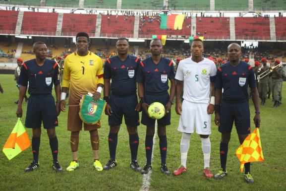 Nigeria vs Libya: Match Official's travel plans obtained