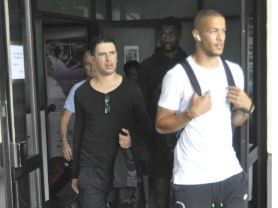 Moses, Troost-Ekong, Success among early arrivals in Eagles camp
