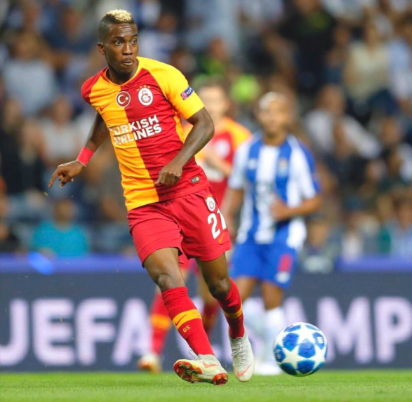 Bold! See Henry Onyekuru's Message after UCL Loss