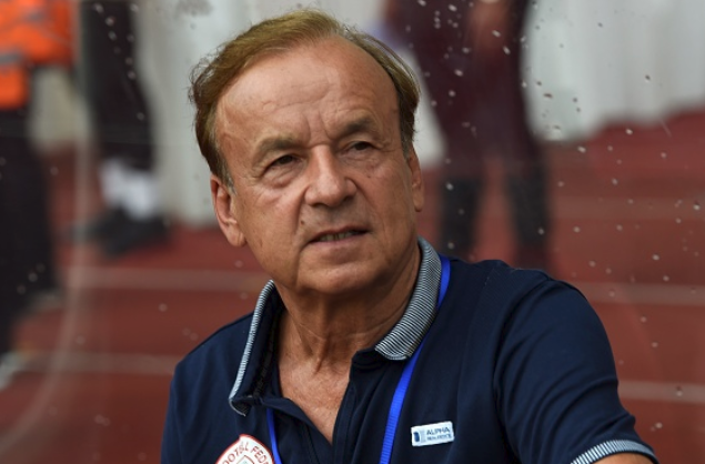 Gernot Rohr Identifies Best thing about Tuesday's Win over Libya