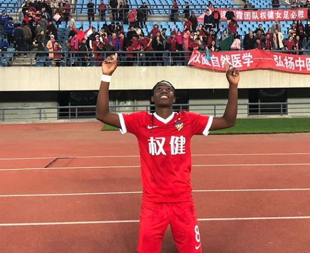 Oshoala crowned League Champion in China (Again), with a game to spare