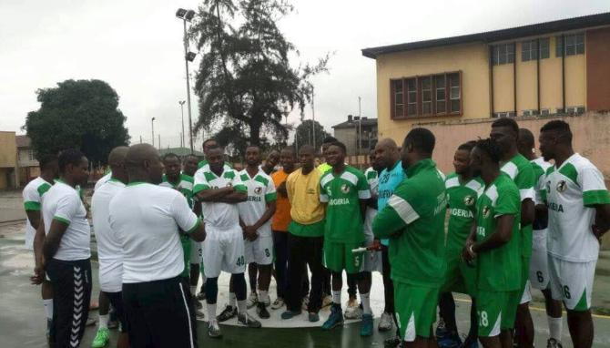 Handball: NHF President Ocheho heads to Abidjan to sell Nigeria