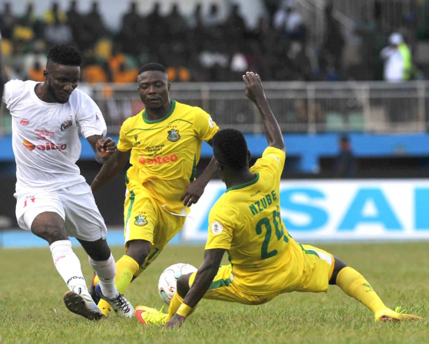 Aiteo Cup Final: We literally handed Rangers the Cup – Hillary