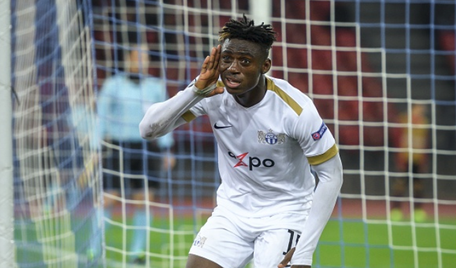 Europa League: Odey match-winner in Zurich's over Bayer Leverkusen