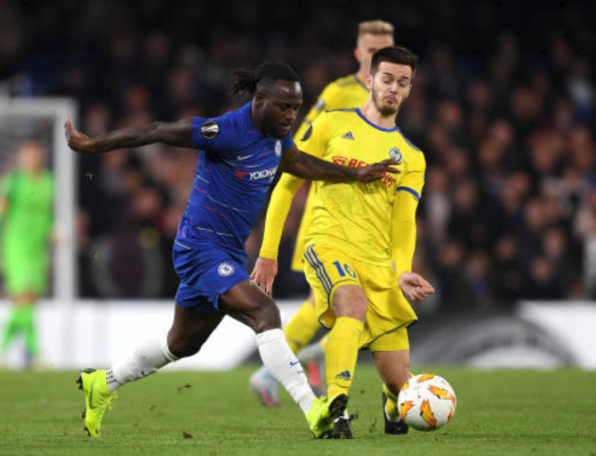 Victor Moses Responds to Manchester United Interest