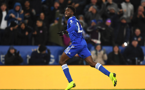 Wilfred Ndidi's Goal saves Point for Leicester