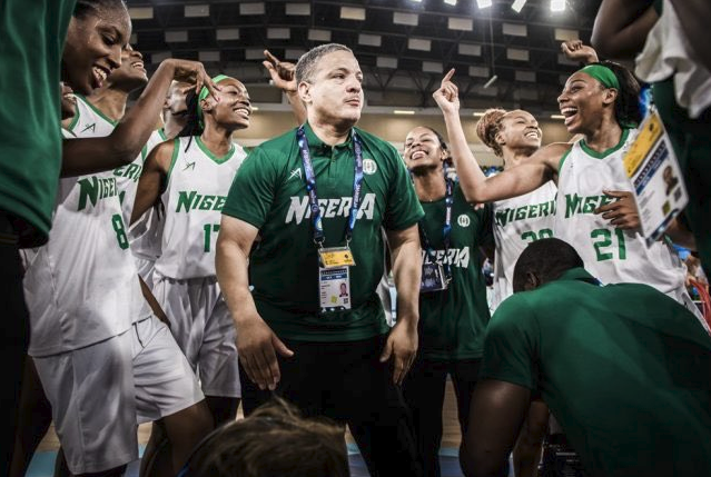 NBA Star Showers Accolades on D'Tigress, Otis for World Cup Feat