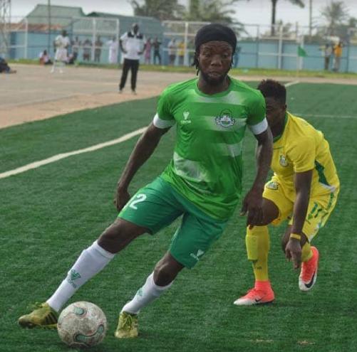 I want to make history with Nasarawa United – Oyedeji