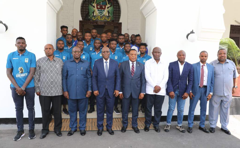 2019 AFCON: Taifa Stars Coach Amunike wants to battle Super Eagles