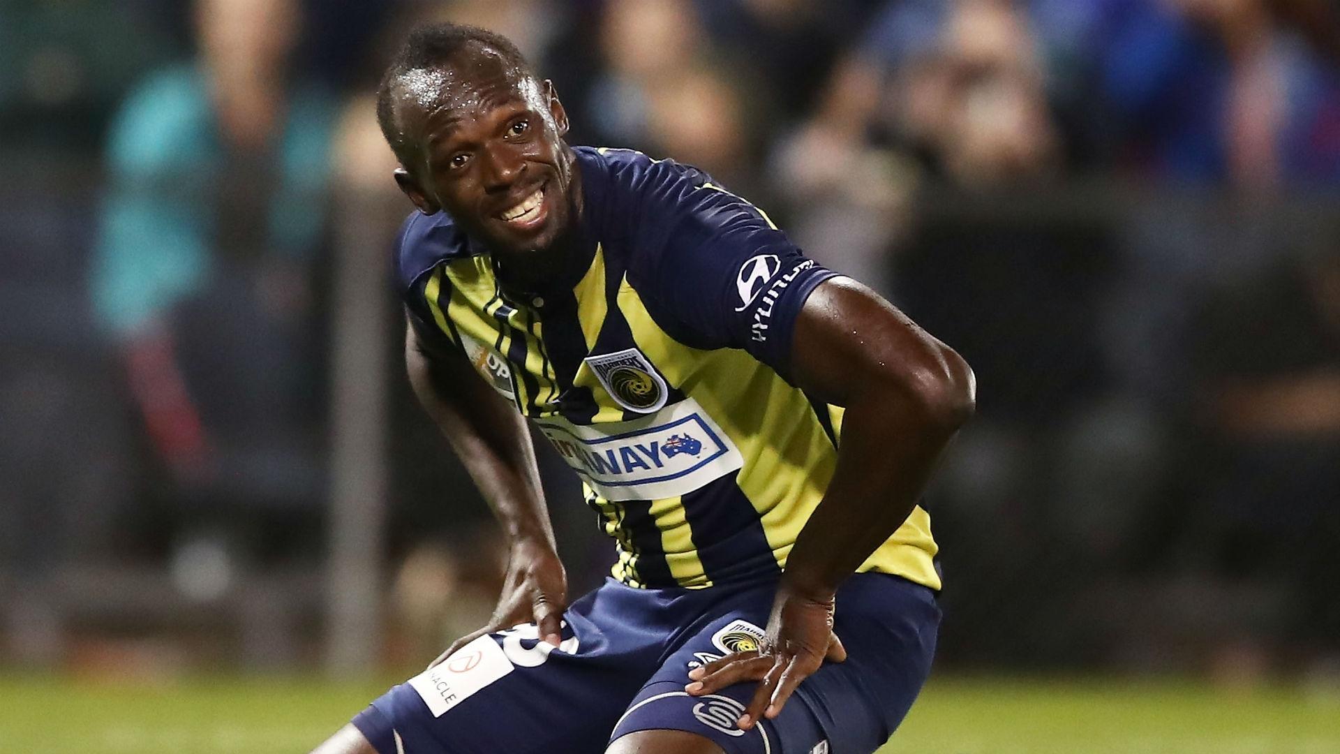 Usain Bolt, Central Coast Mariners part ways
