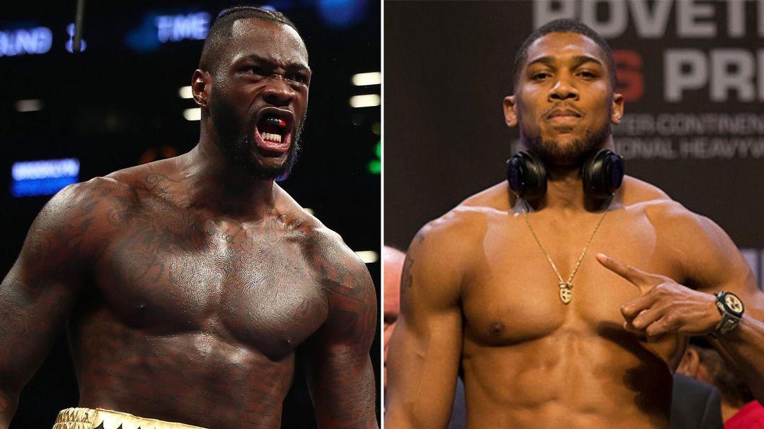 Tyson Fury beats Joshua on any given day – Wilder