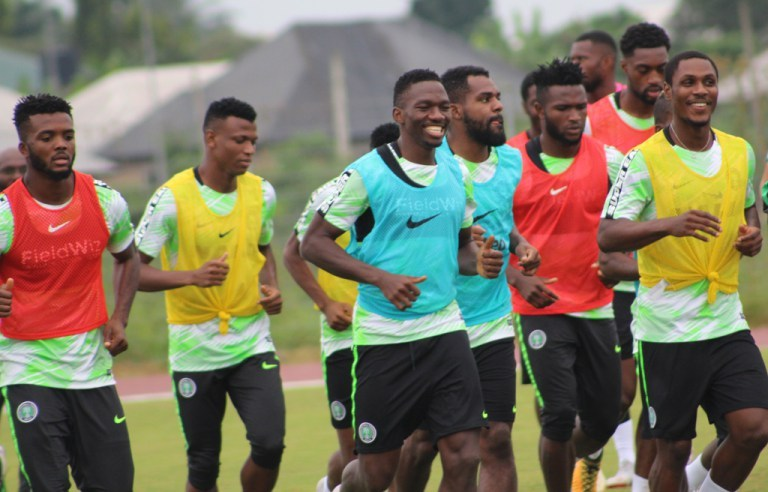 Gernot Rohr pleased with Eagles in training ahead of Libyan game