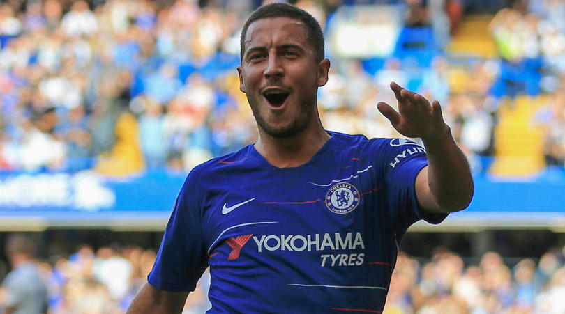 Hazard wins Premier League Player of the Month award