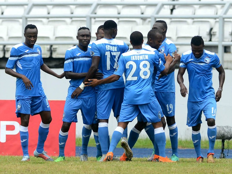 Okorom boast of Enyimba's continental prowess after been drawn against Burkinabes Rahimo FC