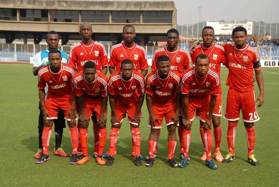 Heartland resumes training with 15 players, set to dump Dan Ayam Stadium