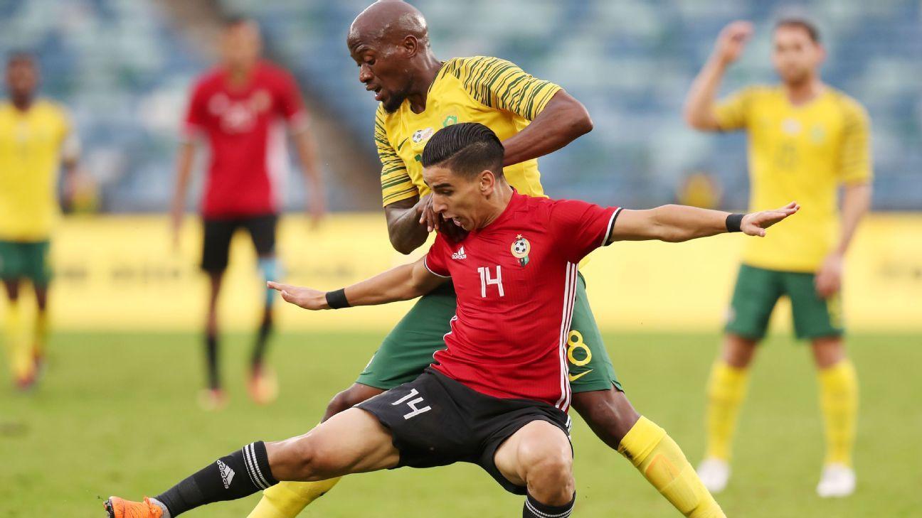 Seychelles hold Bafana Bafana to goalless draw in Victoria