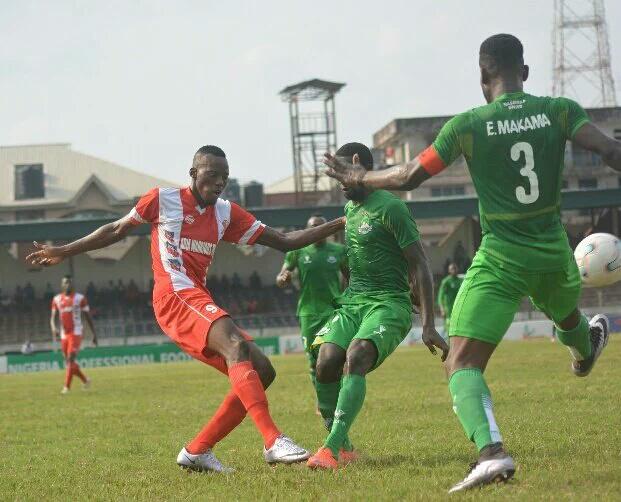 I'm not surprised Dogo left, Says Nasarawa United Captain Makama